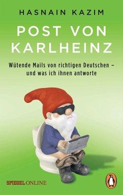 Post von Karlheinz (eBook, ePUB) - Kazim, Hasnain