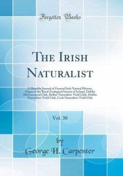 The Irish Naturalist, Vol. 30