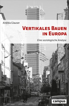 Vertikales Bauen in Europa (eBook, ePUB)