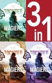 Die Tochter des Magiers Band 1-3: Die Diebin / Die Gefährtin / Die Erwählte (3in1-Bundle) (eBook, ePUB)