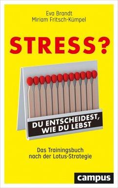 Stress? Du entscheidest, wie du lebst (eBook, ePUB) - Brandt, Eva; Fritsch-Kümpel, Miriam