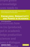 Knowledge, Normativity and Power in Academia (eBook, PDF)
