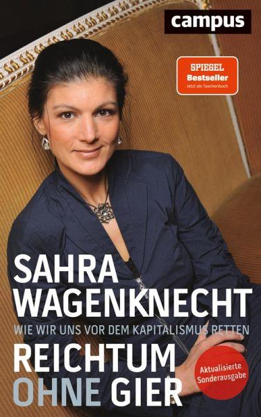 Reichtum ohne Gier (eBook, PDF) - Wagenknecht, Sahra