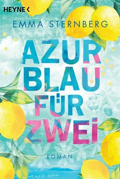 Azurblau für zwei (eBook, ePUB) - Sternberg, Emma