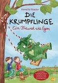 Ein Freund wie Egon / Die Krumpflinge Bd.10 (eBook, ePUB)