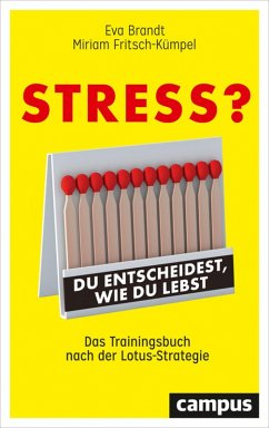 Stress? Du entscheidest, wie du lebst (eBook, PDF) - Brandt, Eva; Fritsch-Kümpel, Miriam