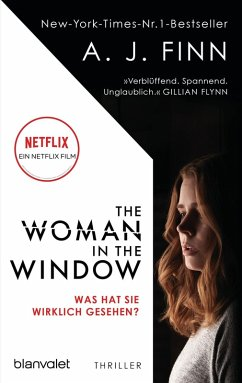 The Woman in the Window - Was hat sie wirklich gesehen? (eBook, ePUB) - Finn, A. J.