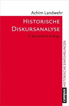 Historische Diskursanalyse (eBook, PDF) - Landwehr, Achim