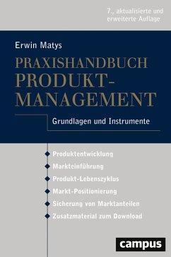 Praxishandbuch Produktmanagement (eBook, PDF) - Matys, Erwin