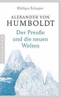 Alexander von Humboldt (eBook, ePUB) - Schaper, Rüdiger