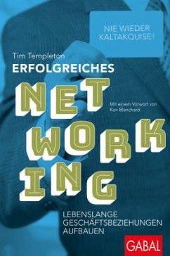 Erfolgreiches Networking - Templeton, Tim