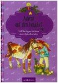 Advent auf dem Ponyhof. 24 Pferdegeschichten zum Aufschneiden