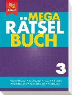 Mega Rätselbuch 3