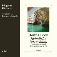 Heimliche Versuchung / Commissario Brunetti Bd.27 (7 Audio-CDs) - Leon, Donna