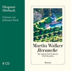 Revanche / Bruno, Chef de police Bd.10 (8 Audio-CDs) - Walker, Martin