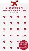 24 Gründe, warum ich dich liebe