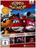 Super Wings - Folgen 1, 2, 3 DVD-Box