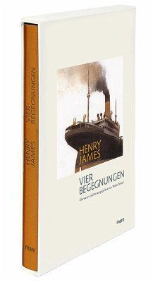 Vier Begegnungen - James, Henry