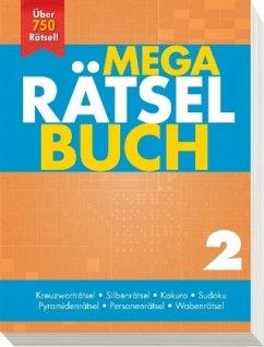 Mega Rätselbuch 2