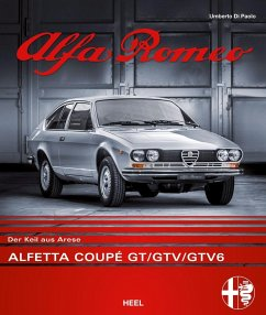 Alfa Romeo Alfetta Coupé GT/GTV/GTV6 - Di Paolo, Umberto