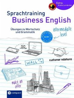 Sprachtraining Business English - Walther, Lutz