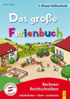 Das große Ferienbuch - 3. Klasse Volksschule