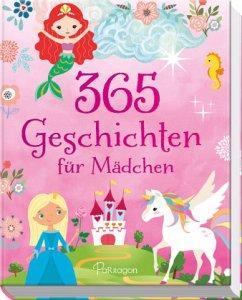 365 Geschichten für Mädchen