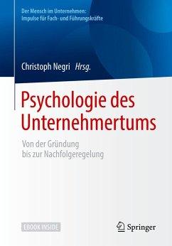 Psychologie des Unternehmertums