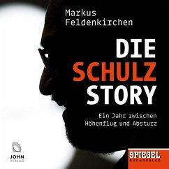 Die Schulz-Story, 1 Audio-CD, MP3 Format - Feldenkirchen, Markus