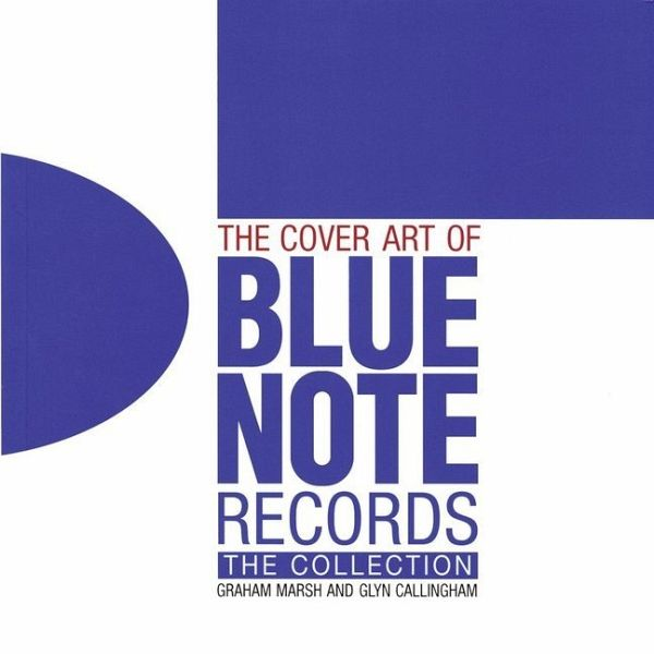 Cover Art of Blue Note Records, The Book Cover