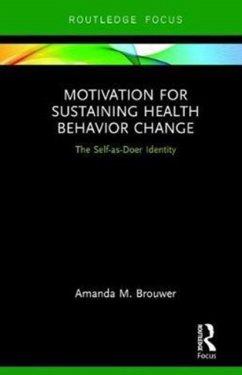 Motivation for Sustaining Health Behavior Change