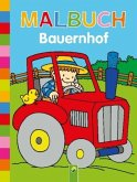 Malbuch Bauernhof