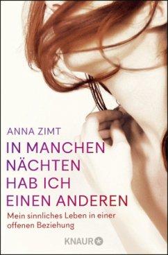 In manchen Nächten hab ich einen anderen - Zimt, Anna