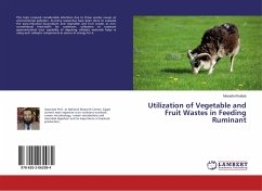 Utilization of Vegetable and Fruit Wastes in Fe...