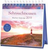 Sehnsuchtsoasen - Wochen-Kalender 2019