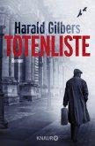 Totenliste / Kommissar Oppenheimer Bd.4