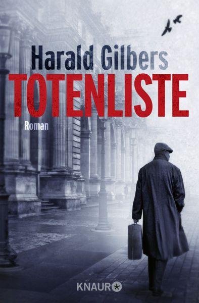 Buch-Reihe Kommissar Oppenheimer von Harald Gilbers