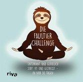 Die Faultier-Challenge (eBook, ePUB)