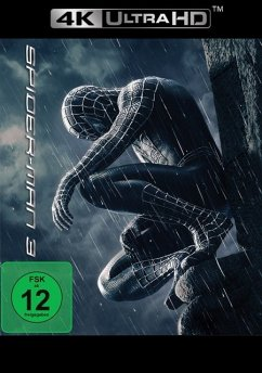 Spider-Man 3 4K Ultra HD Blu-ray