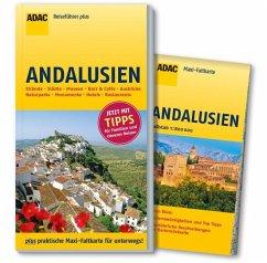 ADAC Reiseführer plus Andalusien (Mängelexemplar)