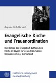 Evangelische Kirche und Frauenordination (eBook, PDF)