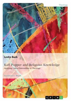 Karl Popper and Religious Knowledge (eBook, PDF)