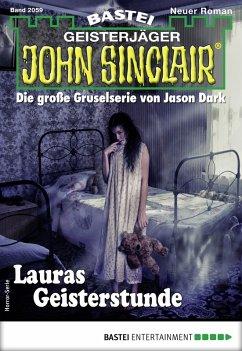 John Sinclair 2059 - Horror-Serie (eBook, ePUB)