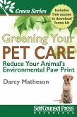 Greening Your Pet Care (eBook, ePUB)