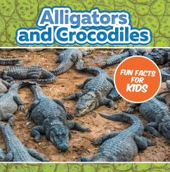 Alligators and Crocodiles Fun Facts For Kids