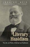 Literary Hasidism (eBook, ePUB)
