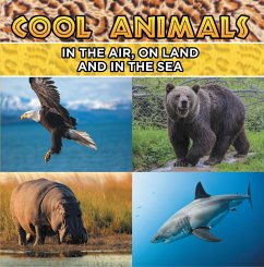 Cool Animals: In The Air, On Land and In The Sea (eBook, ePUB) - Baby