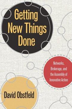 Getting New Things Done (eBook, ePUB)