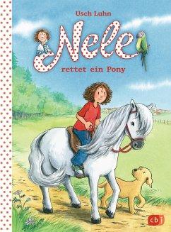 Nele rettet ein Pony / Nele Bd.18 (eBook, ePUB) - Luhn, Usch