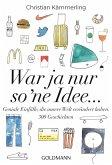 War ja nur so 'ne Idee ... (eBook, ePUB)